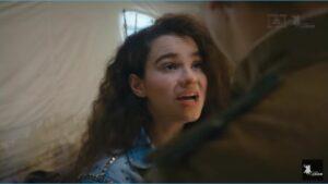 Как Подруга Балашова Кристина Бондаренко снялась в главной роли в кино