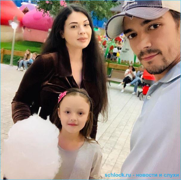Инна Воловичева с мужем отмечают десять лет семейной жизни
