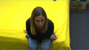 как Надежда Ермакова уступит место на Доме 2 как участница Захаровой?