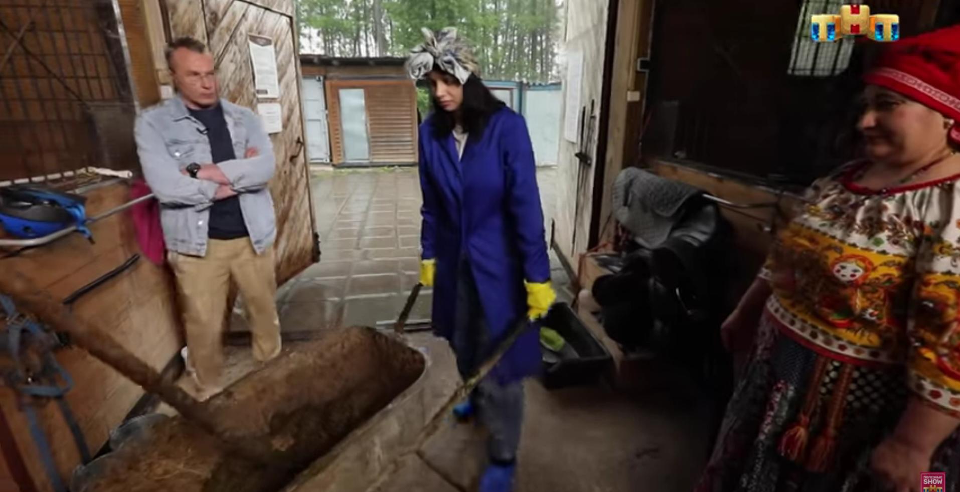 Устиненко сравнила свою жизнь с Гобозовым с работой на ферме