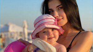 почему Ирина Пингвинова интересуется, на кого похожа её дочь Милана