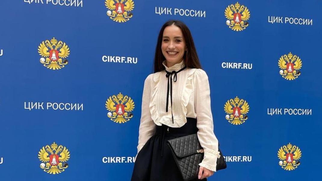 Дайнеко зарегистрировалась на выборы в Госдуму