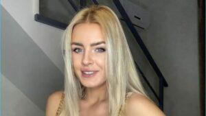 как Кристина Лясковец, как и Александр Гобозов, жалуется на условия Дома 2